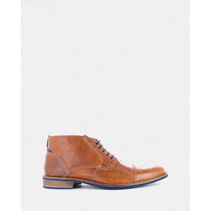 Digby Boots Tan by Wild Rhino
