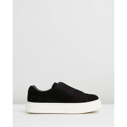 Doja S-O Suede - Women's Black by Eytys