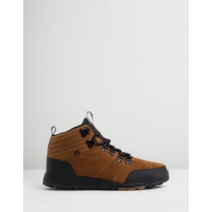 Donnelly Light Boots Breen Black by Element