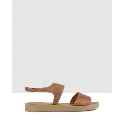 Doris Sandals 130-camel by S By Sempre Di