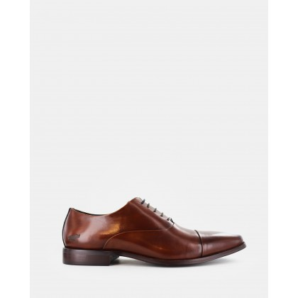 Dune Dress Shoes Tan by Wild Rhino