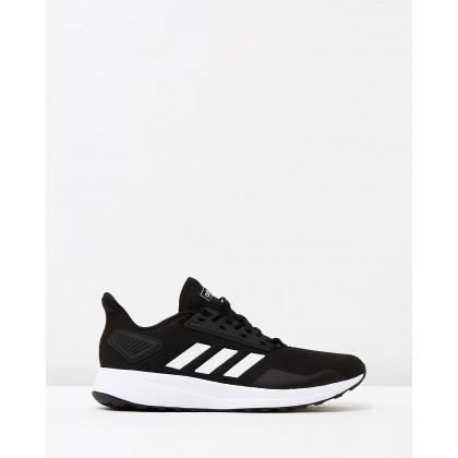 Duramo 9 - Men's Core Black, Footwear White & Core Black by Adidas Performance