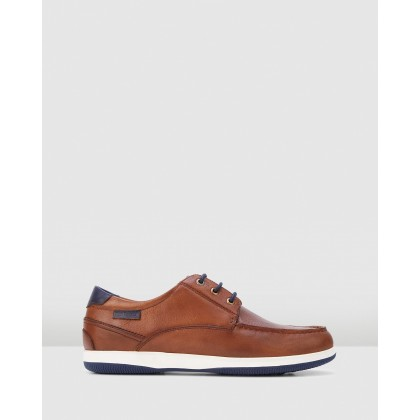 Dusty Dark Tan by Hush Puppies