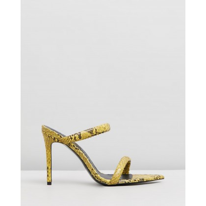 Dutch Yellow Snakeskin by Alias Mae