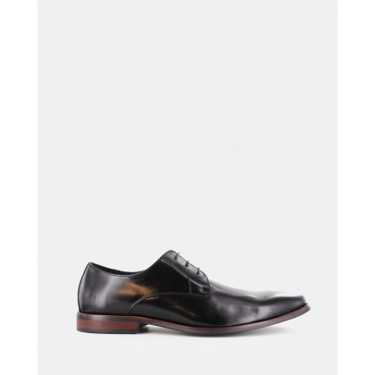 Duval Dress Shoes Black by Wild Rhino