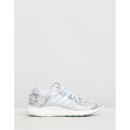 Edgebounce - Women's Grey, Ice Mint & White by Adidas Performance