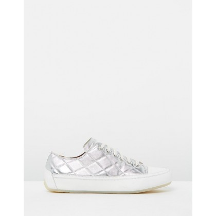Edie Casual Sneakers Silver by Vionic