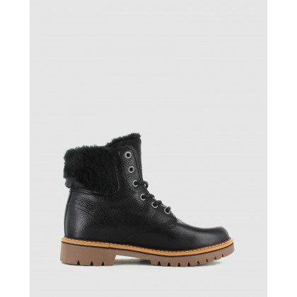 Element Boots Black by Wild Rhino