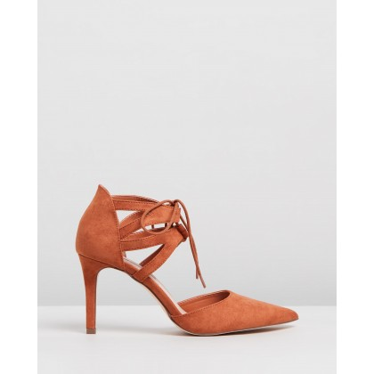 Elle Court Rust by Dorothy Perkins