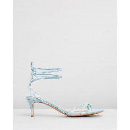Ellery Pale Blue Leather by Alias Mae