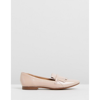 Ellis VINTAGE MAUVE PATENT by Naturalizer