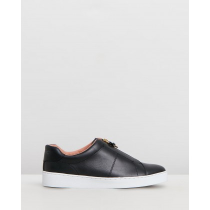 Ellis Slip-Ons Black by Vionic