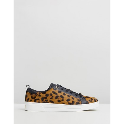 Elzseel Leopard Leather by Ted Baker