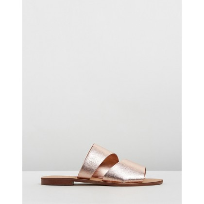 Emdown Pink Metallic by Nine West