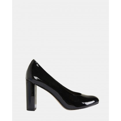 Epic BLACK PATENT by Jane Debster