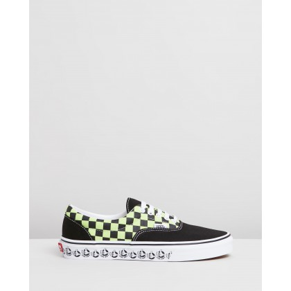 Era BMX Vans BMX Black & Sharp Green by Vans