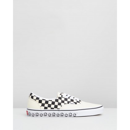 Era BMX Vans Bmx White & Black by Vans