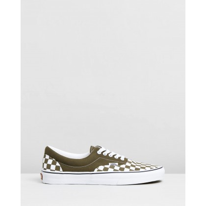 Era - Men's Beech & True White by Vans
