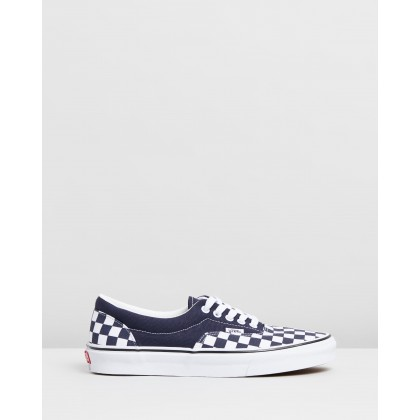 Era - Unisex Checkerboard Night Sky & True White by Vans