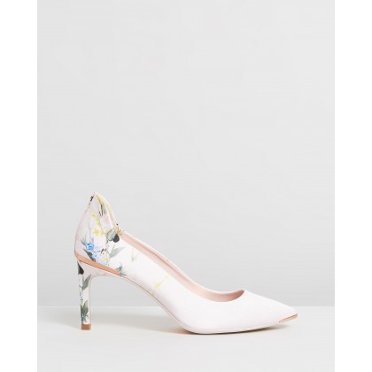 Eriinp Pumps Elegant Pink Satin by Ted Baker