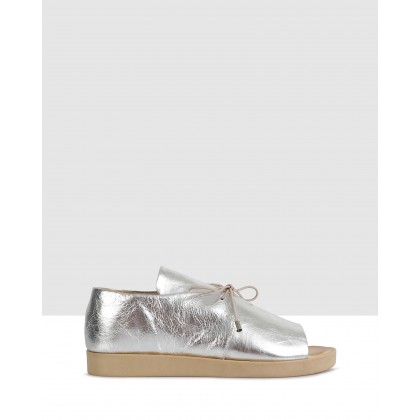 Eureka Sandals Silver by S By Sempre Di