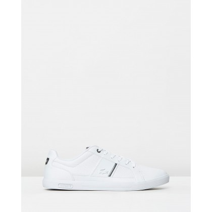 Europa White by Lacoste