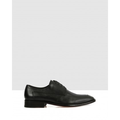 Evan Lace Ups Black by Brando
