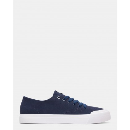 Evan Lo Zero Shoes Navy by Dc Shoes