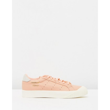 Everyn - Women's Cleora, Cleora & White by Adidas Originals