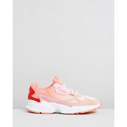 Falcon - Women's Ecru Tint, Icey Pink & True Pink by Adidas Originals