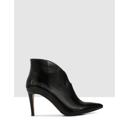 Faviola Ankle Boots BLACK by Sempre Di