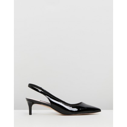 Feliks Black Patent by Nine West