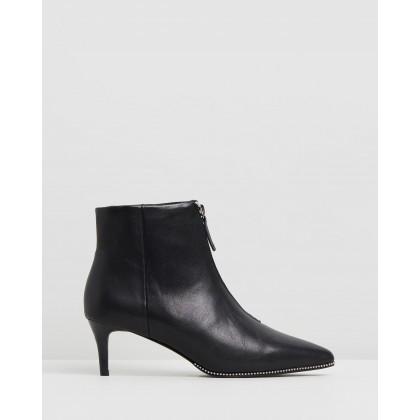 Felix Boots Black by Sol Sana