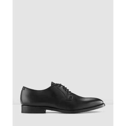 Fenwick Lace Ups Black by Aquila