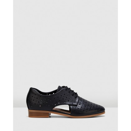 Fiji Black by Hush Puppies