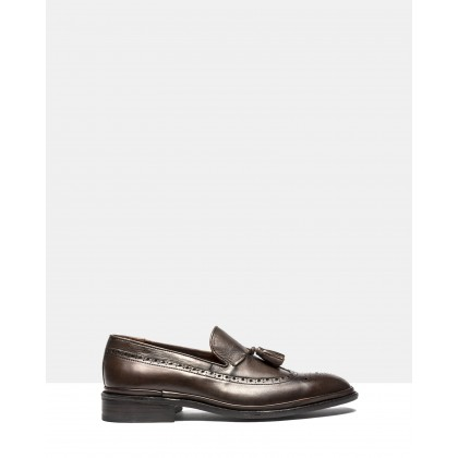 Fina Patina Brown by Antoine & Stanley