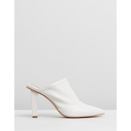 Focus Heels Ivory by Jaggar The Label