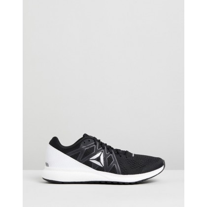 Forever Floatride Energy - Women's Black, White & Pure Silver by Reebok Performance