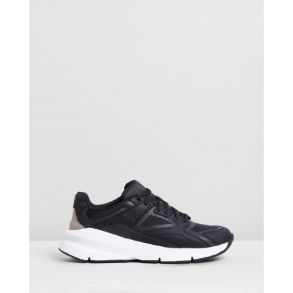 Forge 96 - Unisex Clear Shift Black by Under Armour
