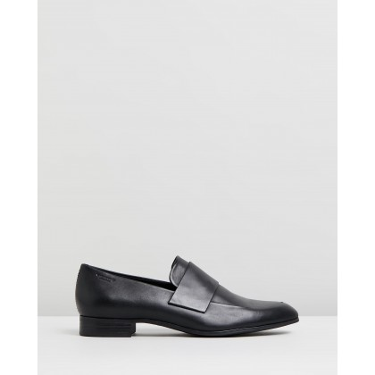 Frances Loafers Black by Vagabond