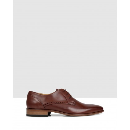 Franz Lace Up Brown by Brando