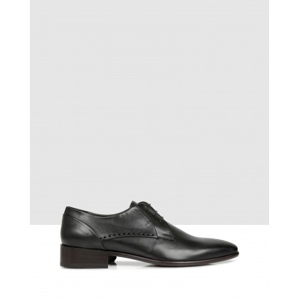 Franz Lace Ups Black by Brando