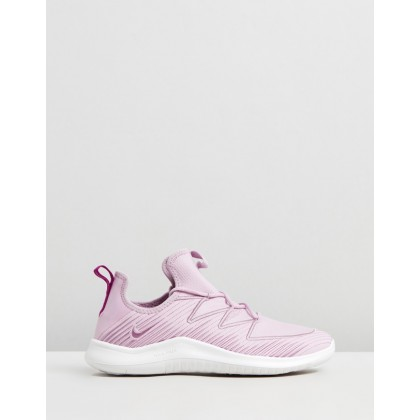 Free TR Ultra - Women's Plum Chalk, Plum Dust & Summit White by Nike