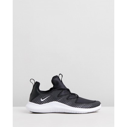 Free TR Ultra - Women's Black, White & Anthracite by Nike