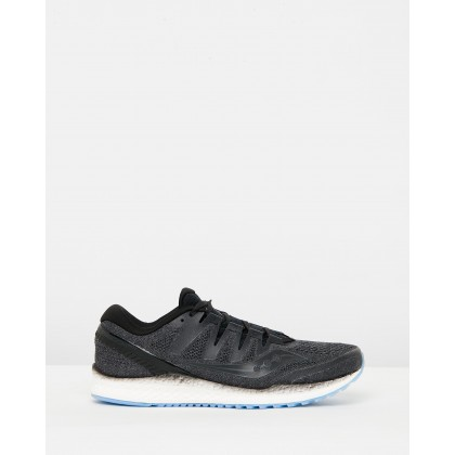 Freedom ISO 2 - Men's Black by Saucony