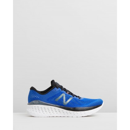 Fresh Foam More - Men's Bright Blue by New Balance