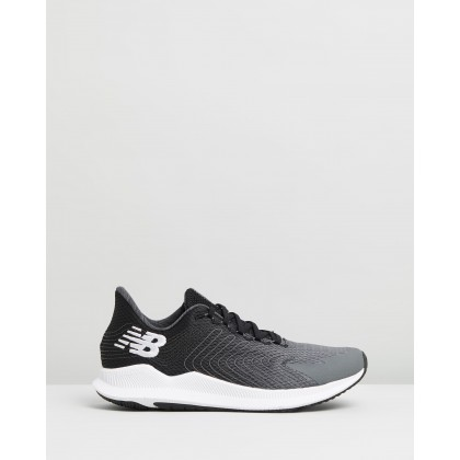 FuelCell Propel - Men's Lead, Black & White by New Balance