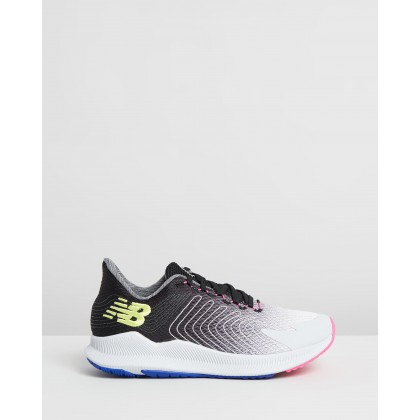 FuelCell Propel - Women's Summer Fog, Black & Sulphur Yellow by New Balance