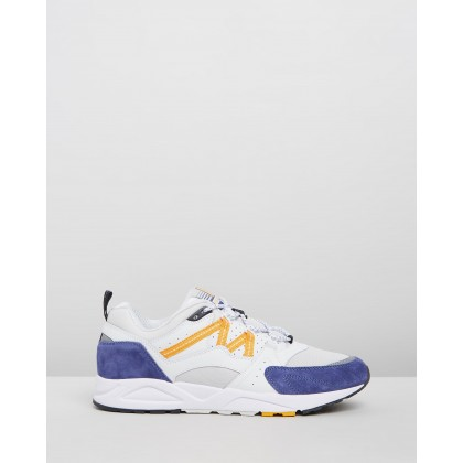 Fusion 2.0 - Men's Bright White & Marlin by Karhu