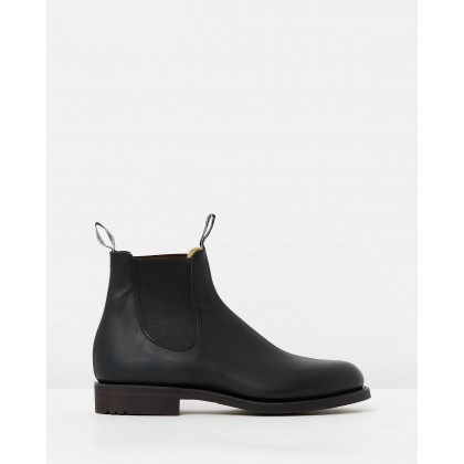Gardener Boots Black by R.M.Williams